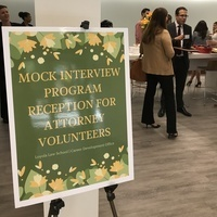 Fall 2018 Mock Interview Program
