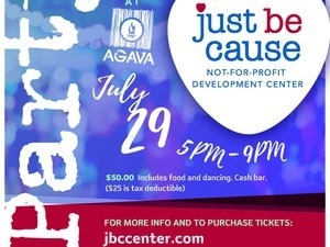 6th ANNUAL JUST BE CAUSE PARTY