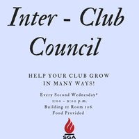 Inter - Club Council (ICC) Meeting