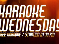 Karaoke Wednesdays @ Club Sapolil
