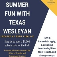 Summer Fun with Texas Wesleyan