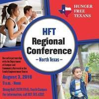 Hunger Free Texans Regional Conference