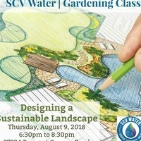 Designing A Sustainable Landscape
