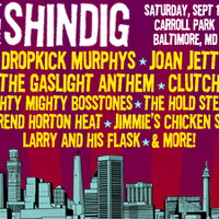 WTMD Welcomes The Shindig at Carroll Park