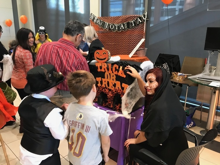 Trick or Treat Down Main Street at Trinity River Campus