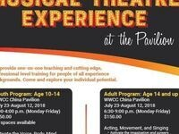 Musical Theatre Experience @ Walla Walla Community College
