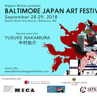 BALTIMORE JAPAN ART FESTIVAL 2018