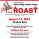 11th Annual Metro Valley Gabriel Project Pig Roast