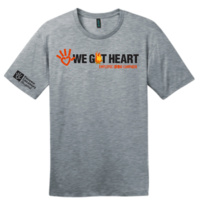 We Got Heart Employee Giving Campaign T-shirt Pick-Up