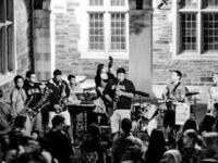 Jazz+: Balch Arch Jam Session