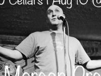 Stand Up Comedy with headliner Morgan Preston @ Cavu Cellars