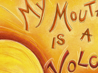 Tri-ART:  My Mouth is a Volcano
