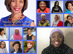 'She-EO' Multicultural Women's Conference - Special Guest Baltimore Mayor Catherine Pugh