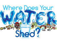 """Where Does Your Water Shed?"" 2013 Conservation District Poster Contest"