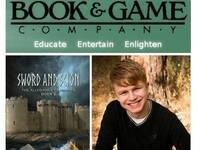 Book Signing: Jackson E. Graham @ Book & Game Co.
