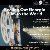 Reeling Out Georgia Film to the World