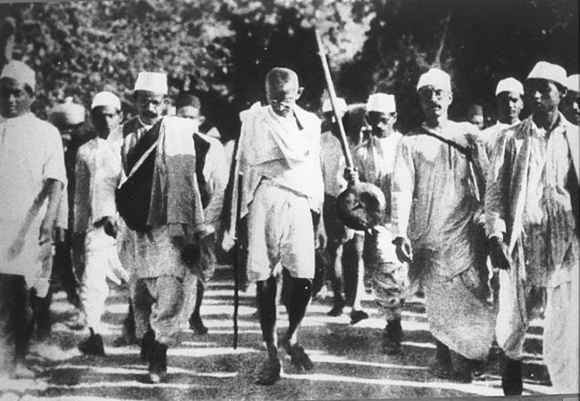 SAP Seminar Series, The Promise and Limitations of Non-Violent Civil Disobedience: Evidence from India's Independence, by Saumitra Jha