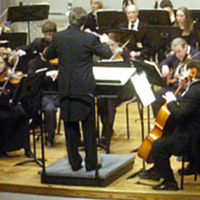 Knox County Symphony Concert with Young Musicians Competition Winners