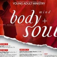 Young Adult Weekend - Sunday Worship
