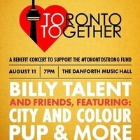 Billy Talent and friends, feature:  City & Colour, PUP and more