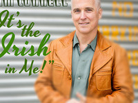 "CVRep Cabaret Series - Tim Connell ""It's the Irish in Me!"""