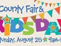 County Fair & Kids Day @ Crawford Park