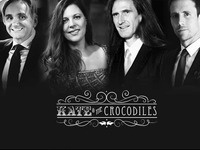 Kate and the Crocodiles - Fundraiser for The Health Center - live concert @ Gesa Power House Theatre
