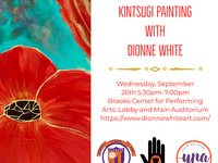 Kintsugi Painting with Dionne White