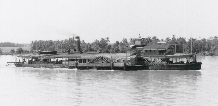 SAP Seminar Series, The Postcolonial State and Colonial Capital: Steamships, Waterways, and the Making of East Pakistan's National Economy, by Tariq Omar Ali