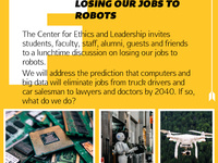 CEL Fusion Discussion: Losing our Jobs to Robots