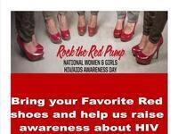 Rock your Red Pumps: National Women and Girls HIV/AIDS Awareness Day