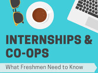 Internships & Co-Ops: What Freshmen Need to Know