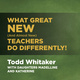What Great NEW (And Almost New) Teachers Do Differently!