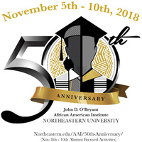 JDOAAI 50th Anniversary Celebration – NU Black Alumni/WRBB Reunion Party