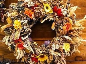 Courthouse Craft Nights: Autumn Wreath