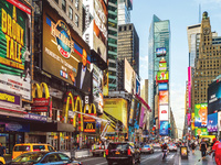 CAU Study Tour: New York, NY—A Spring Theater Weekend