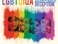 Welcome Reception for LGBTQIQA Community