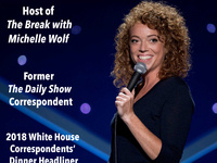 An Evening with Michelle Wolf