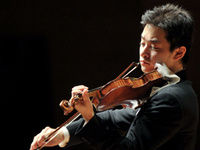 CU Music presents guest violinist Ryu Goto