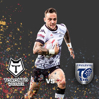 Toronto Wolfpack vs. Toulouse Olympique