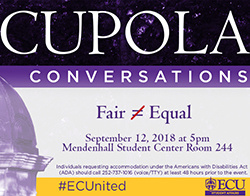 Cupola Conversations - Fair Isn't Equal