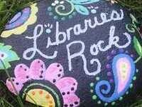 Library Rock Painting Party @ Plaza Way Community Library