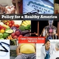 The Myra Kraft Open Classroom: Policy for a Healthy America