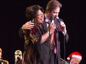 Eddie Owen Presents: Joe Gransden's Big Band with Francine Reed