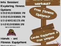 Info Session: Exploring Fitness Options