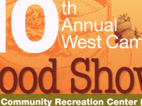 10th Annual West Campus Food Show