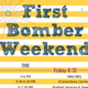 First Bomber Weekend