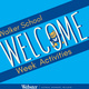 Walker School Welcome Week:  Beat the Heat with Popsicles