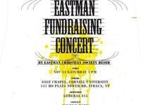 The Eastman Fundraising Concert