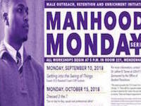 Manhood Monday - Getting into the Swing of Things